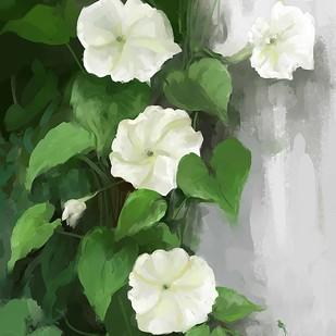 Water Colour Bloom - 86 Digital Print by The Print Studio,Digital
