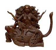 Untitled by Seema Kohli, Art Deco Sculpture | 3D, Bronze, Brown color