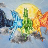 7 horses 2