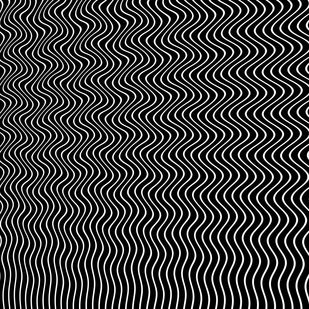LINES by Varun Desai, Digital Digital Art, Digital Print on Archival Paper, Gray color
