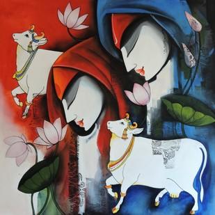 love remix2 Digital Print by pradeesh k raman,Decorative