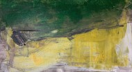 Gravity 3 by Amit Pithadia, Abstract Painting, Acrylic on Canvas, Green color