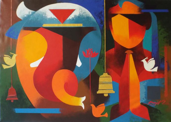 Towards Happiness With Ganesh 4 By Ranjit Singh Kurmi