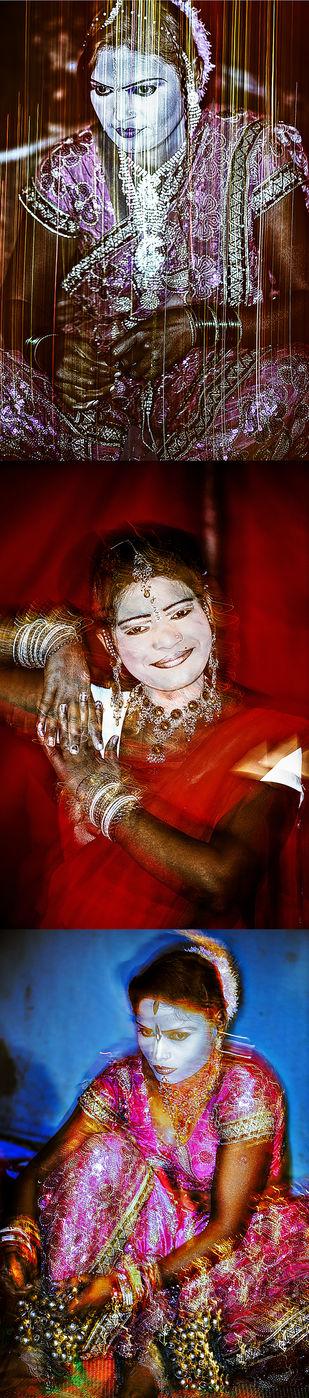 NARTAKI by Sandeep Dhopate, Digital Photography, Digital Print on Archival Paper,