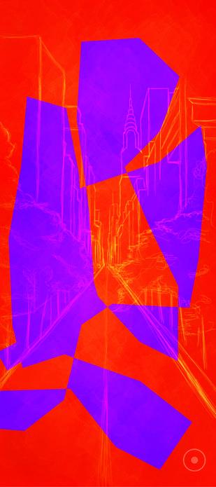 Clarity by Leya Srinivas, Digital Digital Art, Digital Print on Canvas,