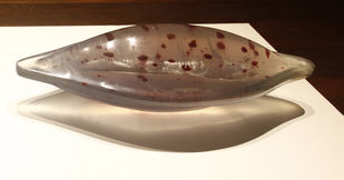 Trap I- Bleeding waters (c) by Parag Tandel, Conceptual Sculpture | 3D, Full Cast Resin, Aths Special color