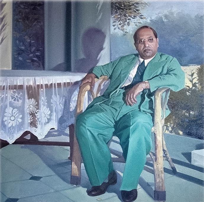Dr. B.R. Ambedkar By Mohsin Matwal