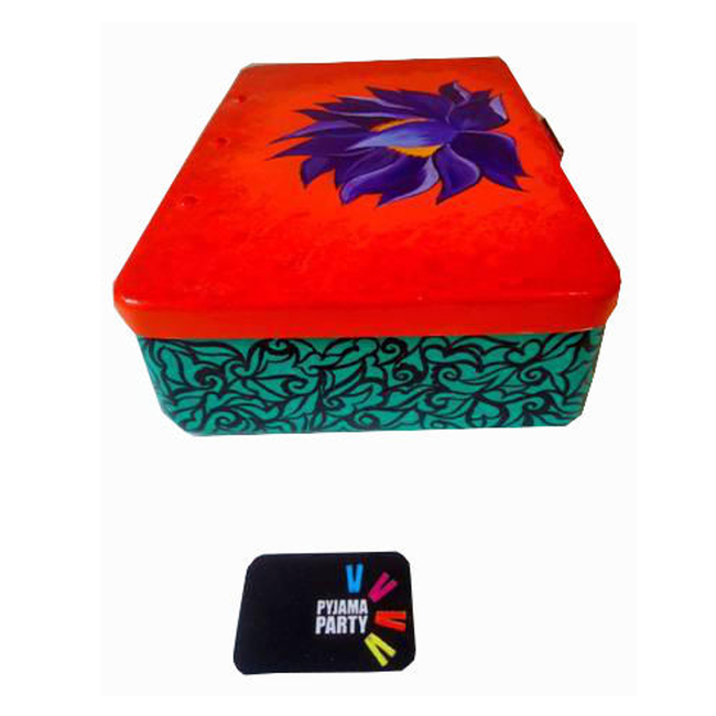 Purple lotus 3