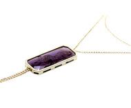 Shringar Necklace by Nine Vice, Art Jewellery Necklace
