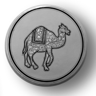 Camel Coaster Set By Eclectic Elan