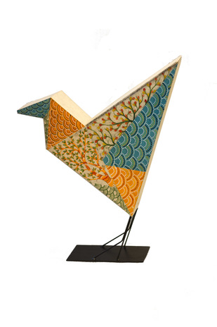 Love Bird Lamp Floor Lamp By Sahil & Sarthak
