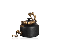 TEA KETTLE THE FIRST Artifact By Arpan Patel for Studio Kassa