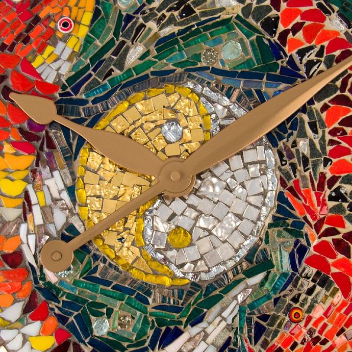 YIN YANG KOI FISH Wall Decor By Vandeep Kalra