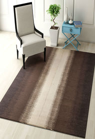 Imperial Knots Multicolor Ikat Handwoven Flatweave Rug Carpet and Rug By Imperial Knots