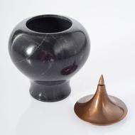 Spire Collection Jar XLA (Black) Serveware By AKFD