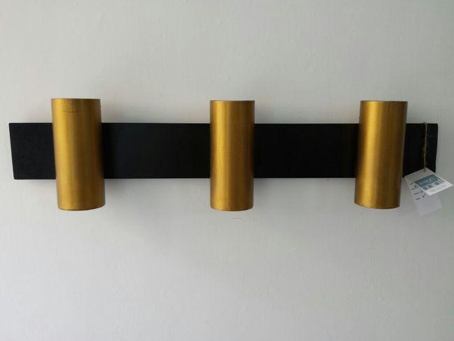 Designmint black   gold sleek cylinder