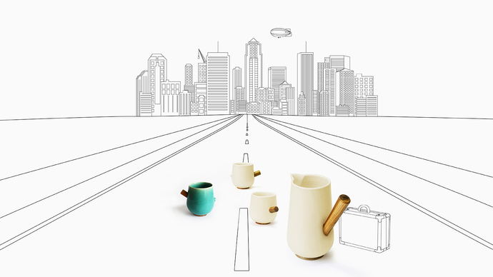 URBAN TWEETER - PITCHER Kitchen Ware By Rayden Design Studio