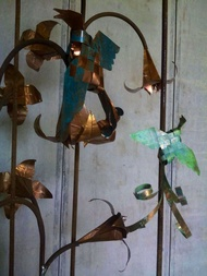 Bird Of Paradise (Small) Curio By SITE art store
