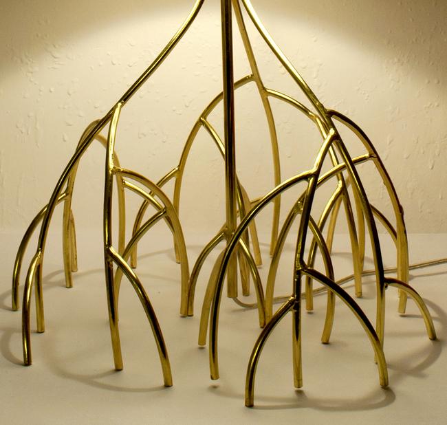 Mangrove table lamp by sahil   sarthak %283%29
