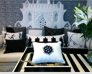 LEFT PROFILE Cushion Cover By Monsoon and Beyond