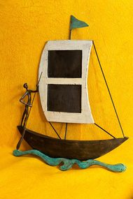 Boat Wall Photoframe Photo Frame By THE ART SPA