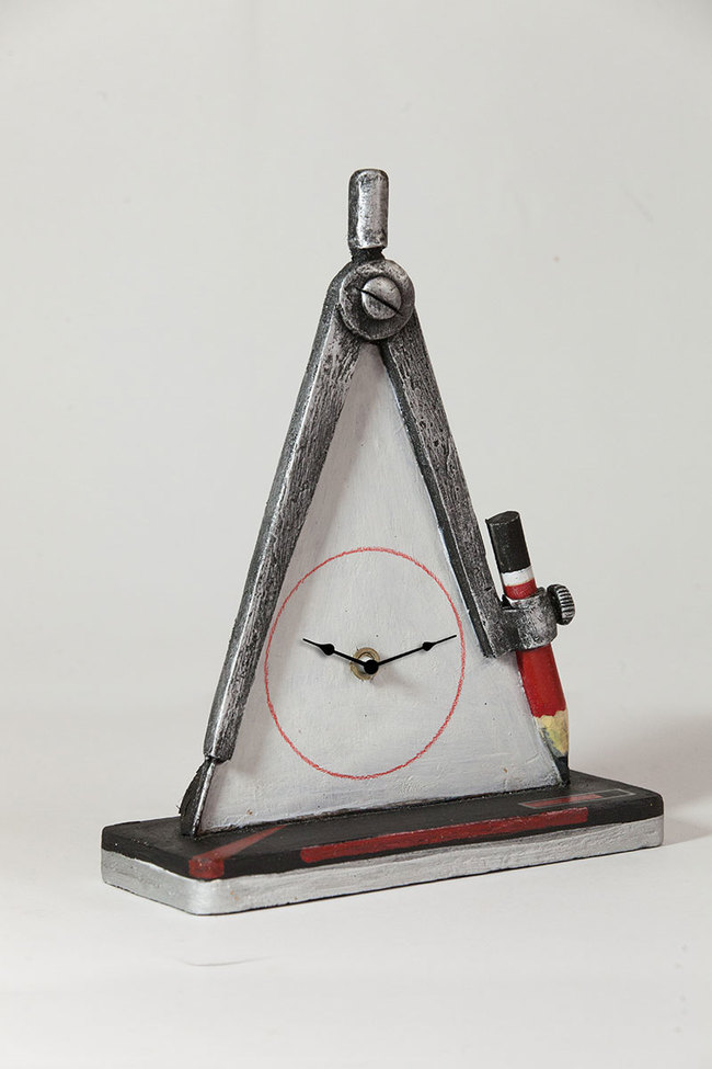 Compass tableclock3