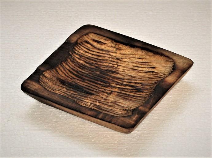 square platter Platter By TARU