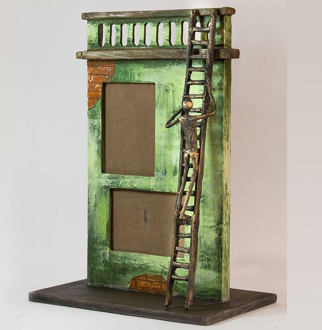 Ladder photoframe3