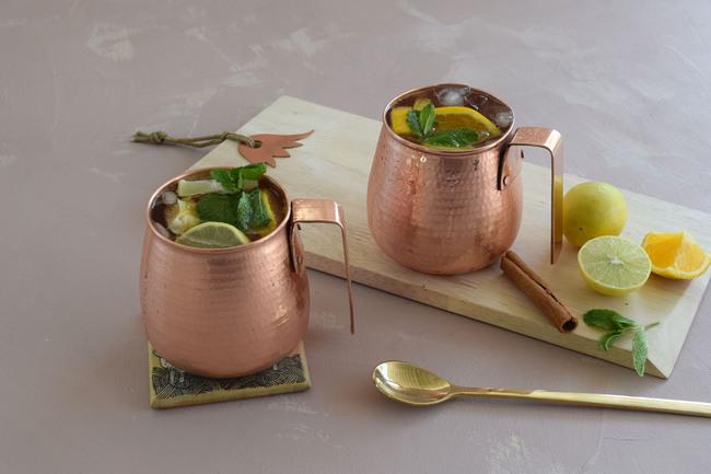 Stout mule mugs 3
