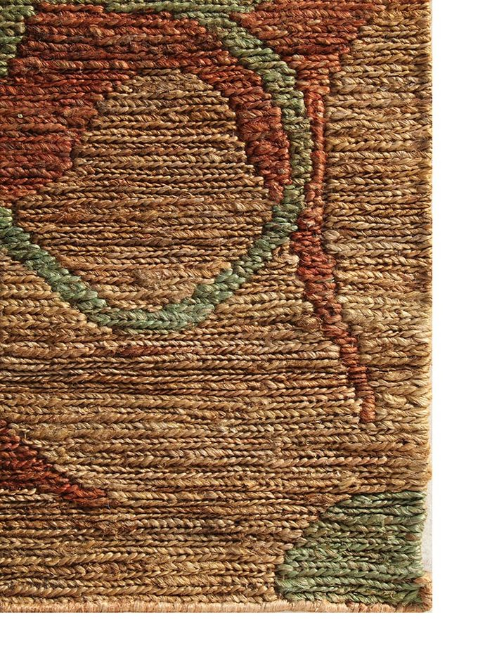 5X8 Flat Weaves Naturals Hemp Rug Carpet and Rug By Jaipur Rugs
