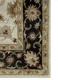 2'6X10 Hand Tufted Classic Wool Rugs Carpet and Rug By Jaipur Rugs
