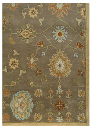 8X10 Hand Tufted Transitional Wool Rug Carpet and Rug By Jaipur Rugs