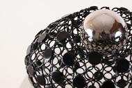 Biosphere 10 by Romicon Revola , Art Deco Sculpture | 3D, Metal, Gray color