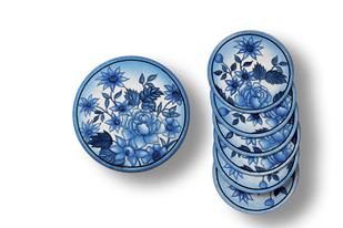 Bouquet Coaster Set By Eclectic Elan