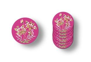 Almond Coaster Set By Eclectic Elan