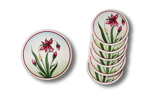 Lily Coaster Set By Eclectic Elan