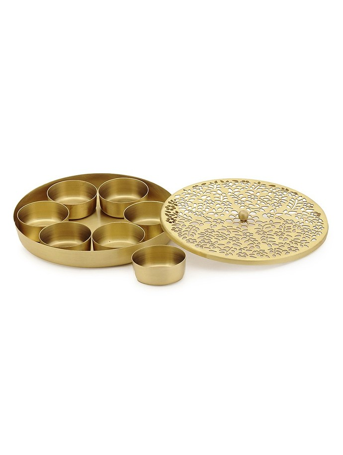 Courtyard Amber Mashaladan Kitchen Ware By COURTYARD